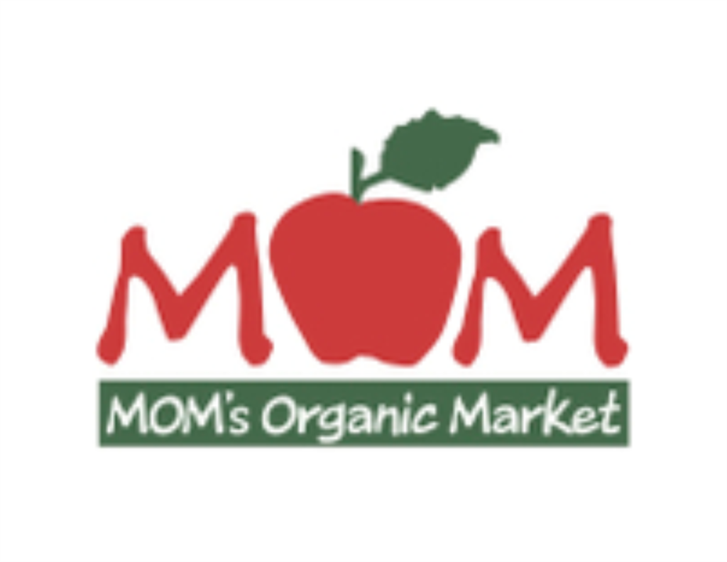 Mom's Organic Logo
