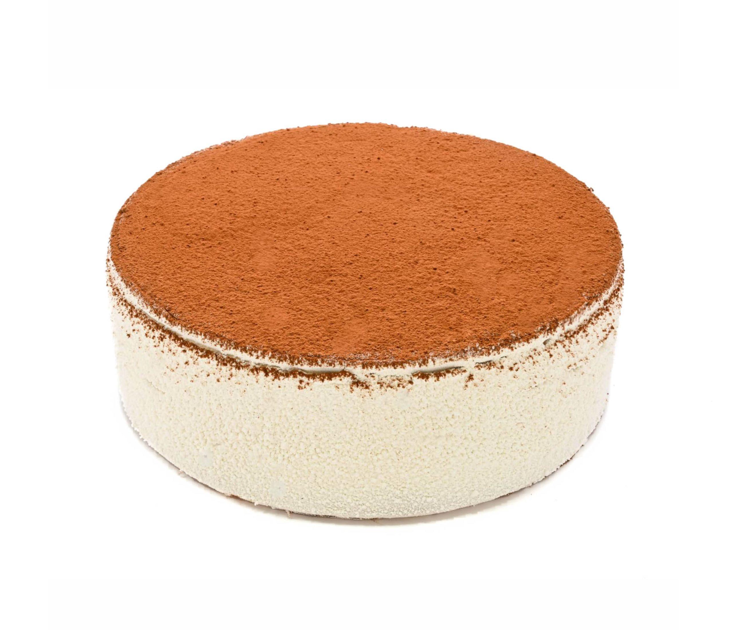 Tiramisu Gelato Cake