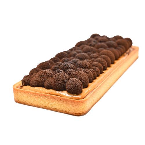 velvet Gelato cake - tart